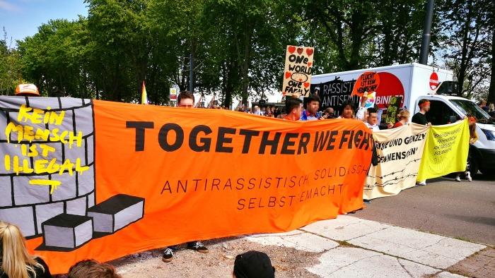 proteststaffel-banner